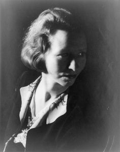 Edna St. Vincent Milay (Pinterest)
