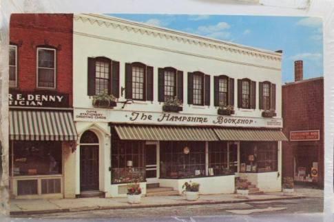 hampshire bookshop