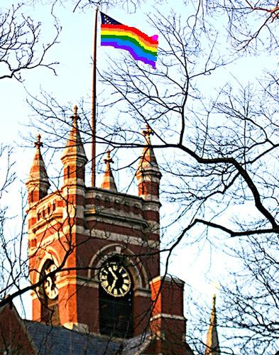 smithcollegehallrainbowflag1