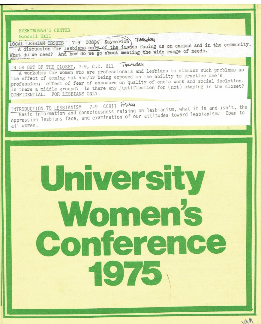 75 womens conf
