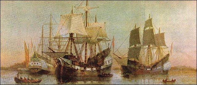 higginson fleet 1629