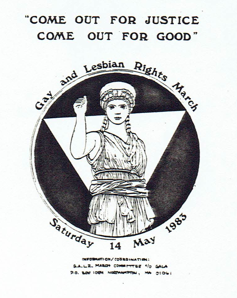 may 83 march logo