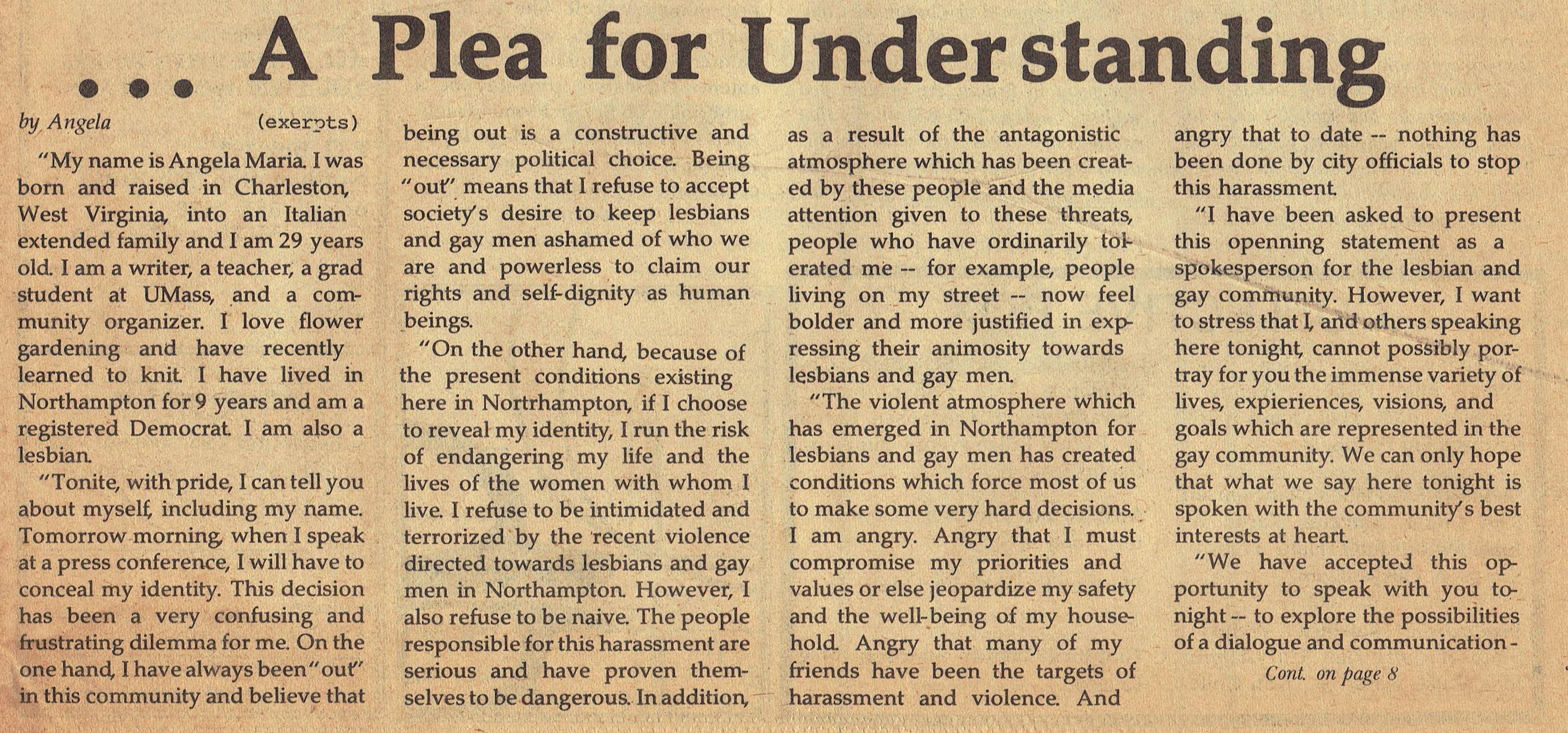 plea front vwv mar 1983
