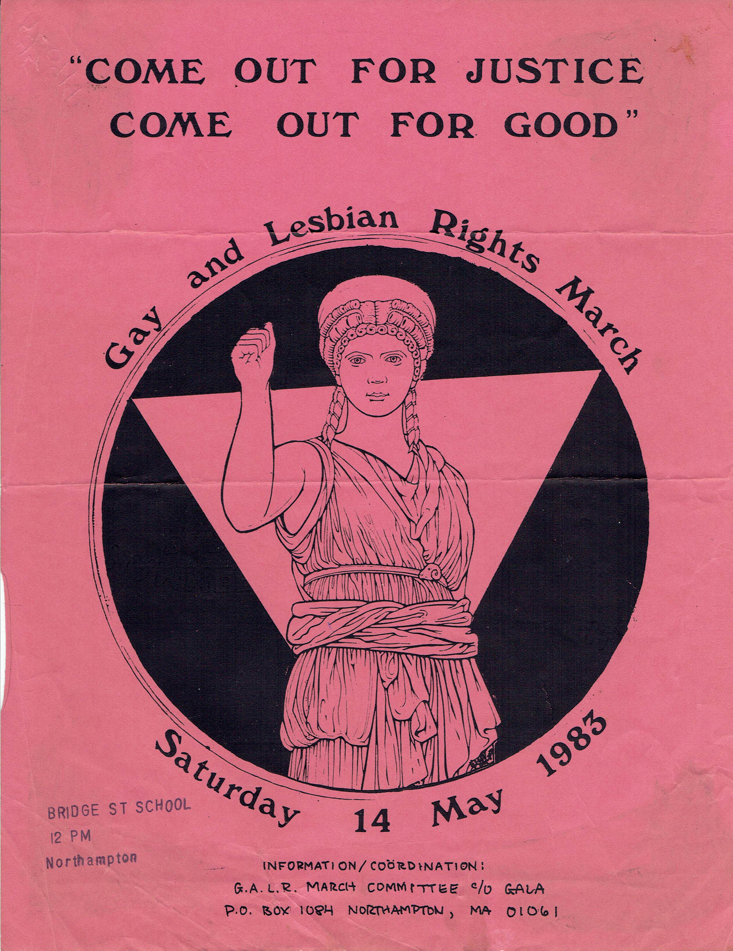 march flyer may 15 1983